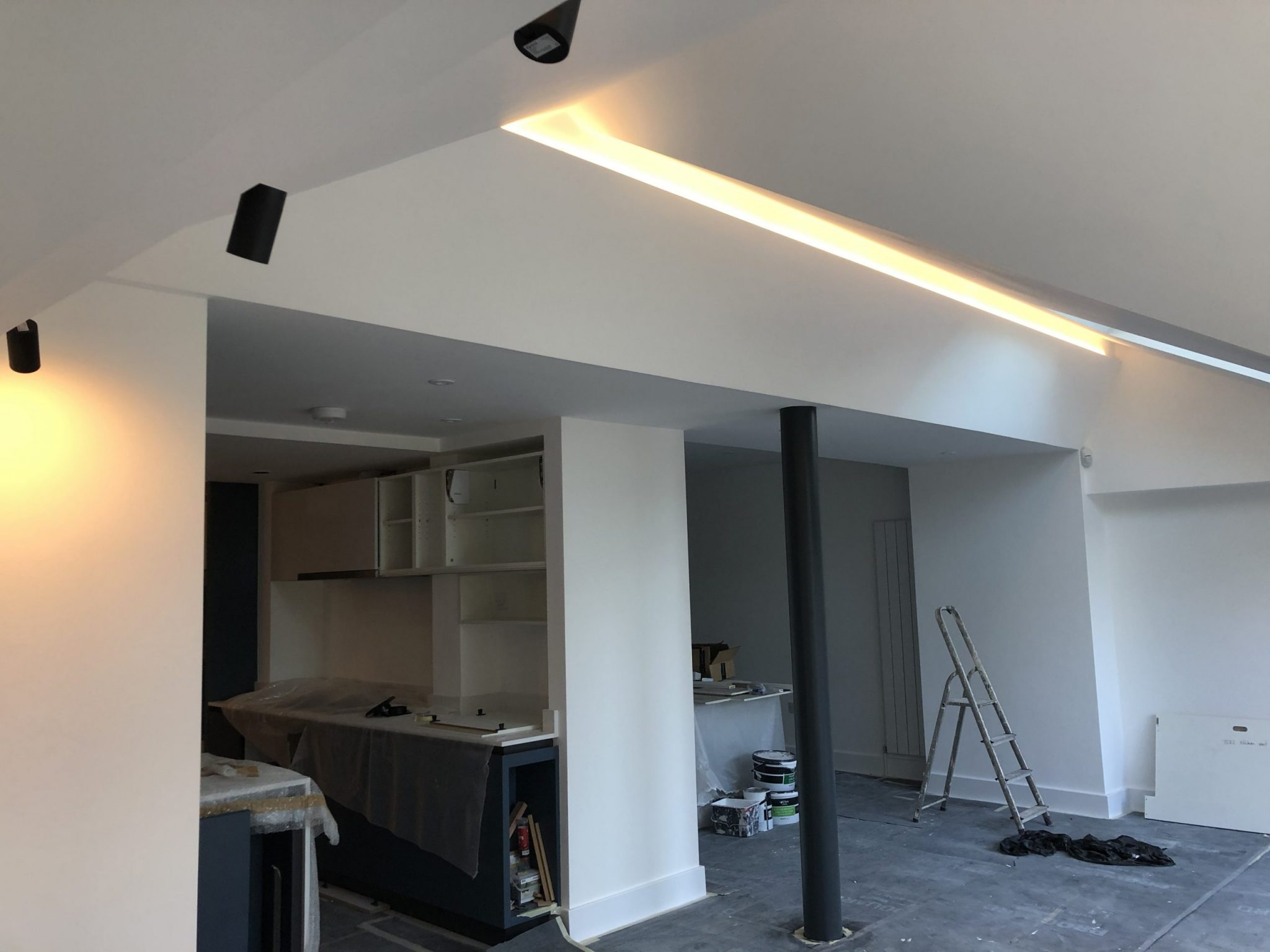 House Extension Work